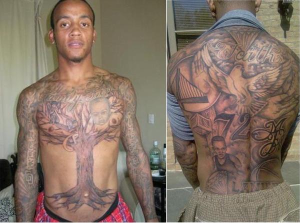 Monta-Ellis-tattoos